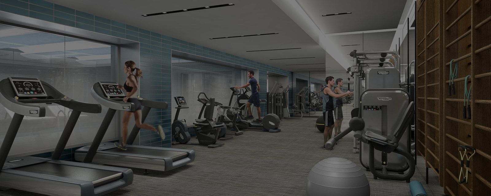 Gym Design and Gym Planning